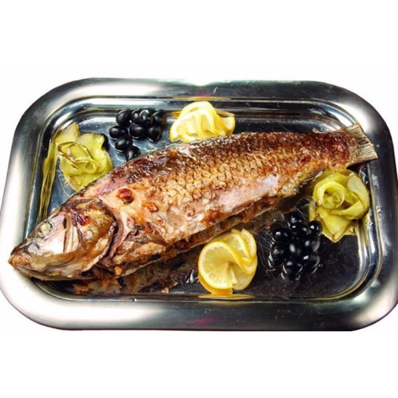 Рыба фаршированная Карп