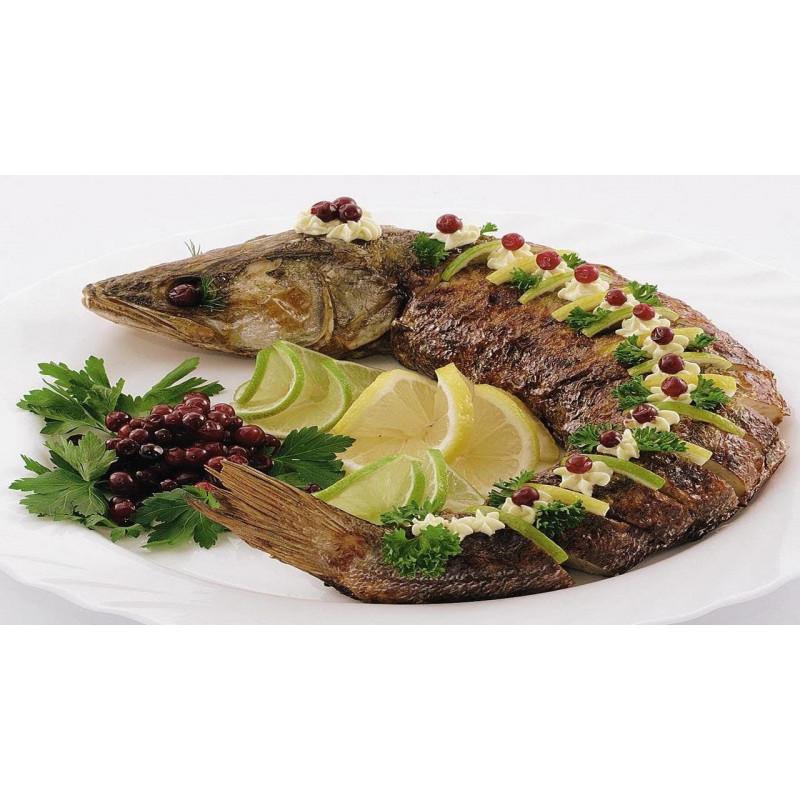 Рыба фаршированная Щука