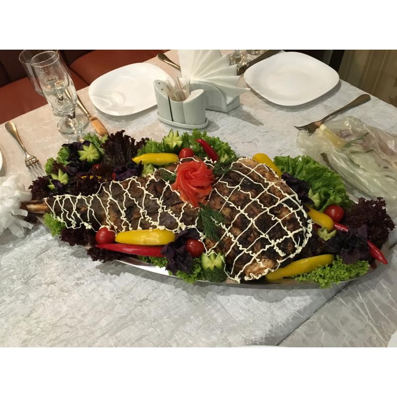 Рыба фаршированная Пелингас