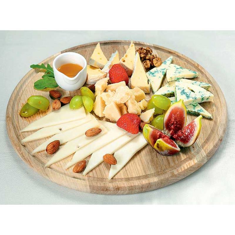 Ассорти домашних сыров (Европейские сыры)
