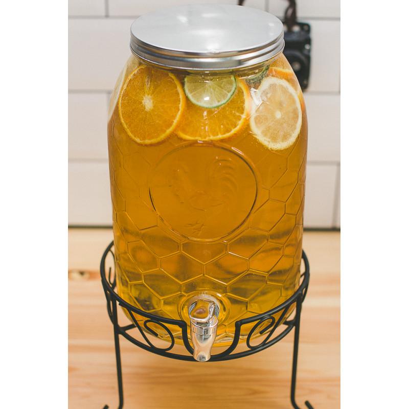 Лимонад лимонный, грейпрутовый, апельсиновый